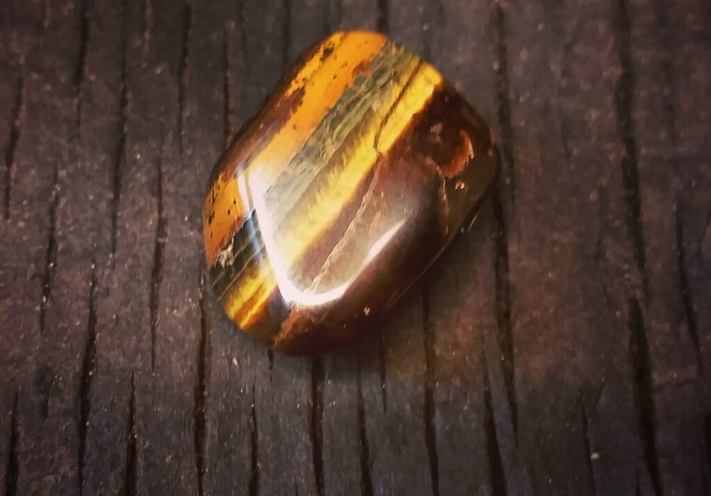 Tiger Eye's Healing Properties