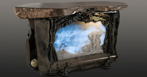 Crystal Bar Luxury Items Made From Crystals and Stone