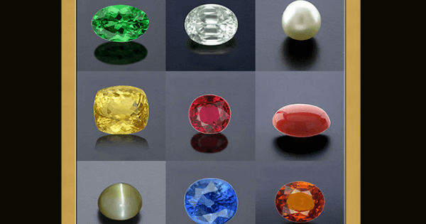 Nine Gemstones
