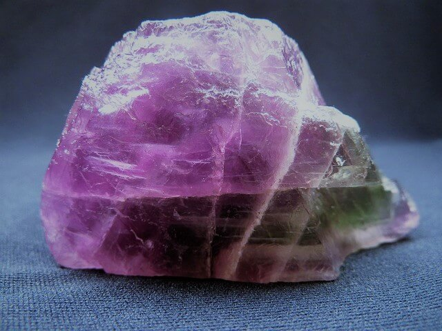 Healing Properties Purple Fluorite